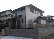北九州市 E様邸 外壁屋根塗装工事
