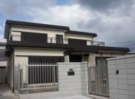 中間市 A様邸 外壁屋根塗装工事