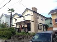 宗像市 S様邸 外壁屋根塗装工事