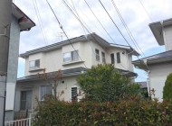 北九州市 A様邸 外壁屋根塗装工事