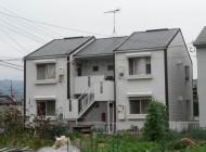 北九州市 Gアパート 外壁塗装・屋根塗装