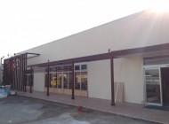 行橋市 店舗 外壁塗装・内部塗装