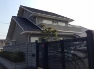 北九州市 N様邸 外壁塗装・屋根塗装工事