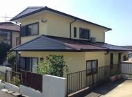 北九州市 T様邸 外壁屋根塗装工事