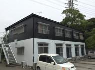 北九州市 Aアパート 外壁屋根塗装工事